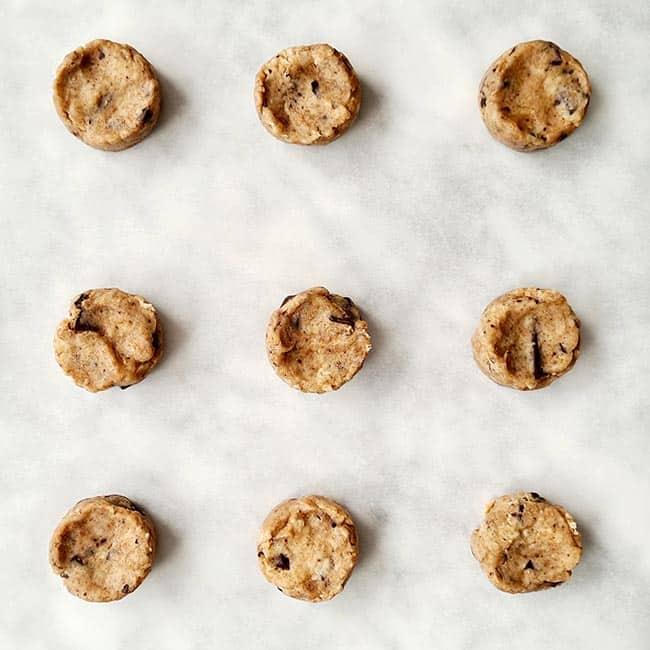 Chocolate Chip Cookies bakken