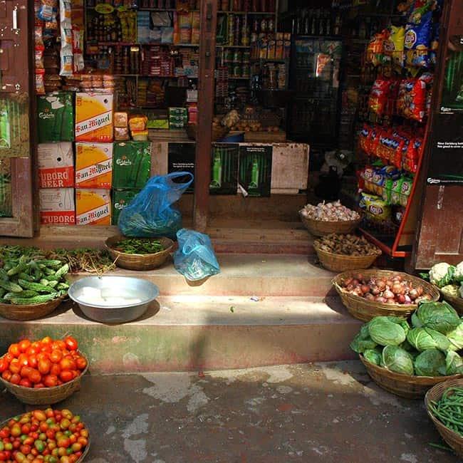 Indiase markt