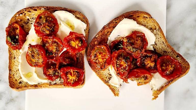 Geroosterde tomaatjes maken