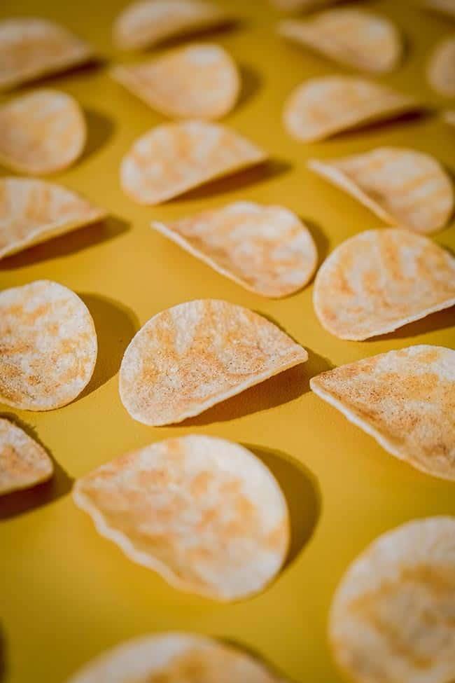 dipsaus voor de chips