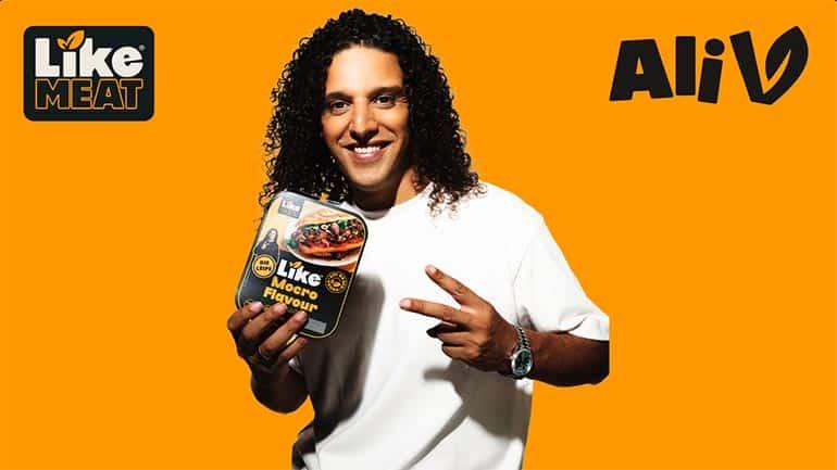 Ali V Vegan kipstukjes LikeMeat